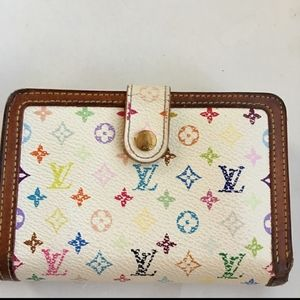AUTHENTIC LOUIS VUITTON VIENNOIS WALLET